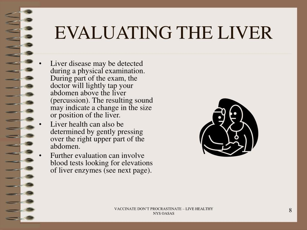 EVALUATING THE LIVER