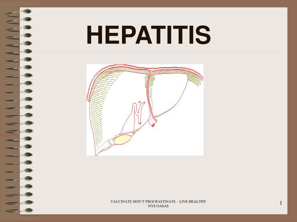 hepatitis l.