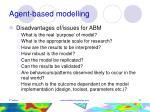 agent based modelling7