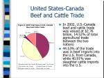 united states canada beef and cattle trade
