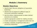 module 1 summary1