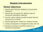 module introduction1