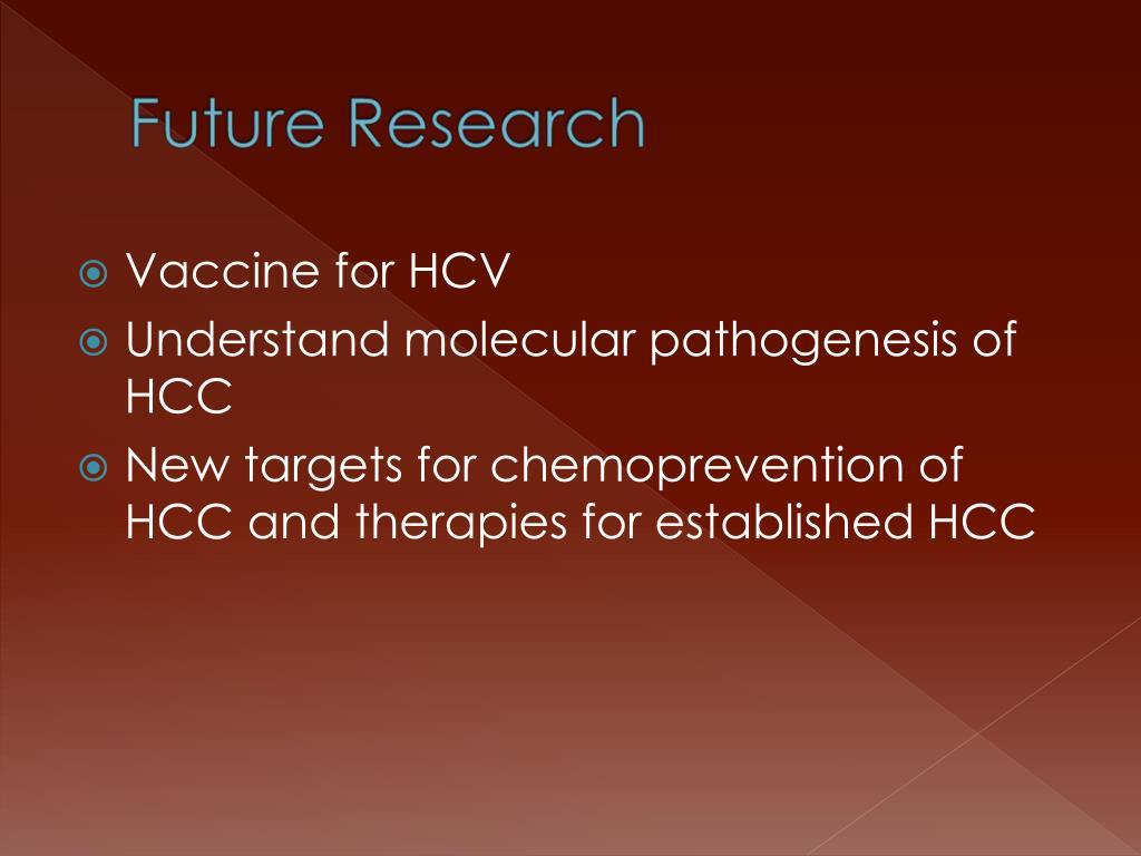 Vaccine for HCV