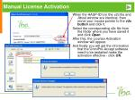 manual license activation6