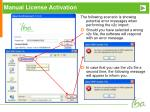 manual license activation7