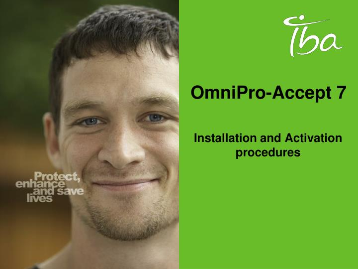omnipro accept 7 n.