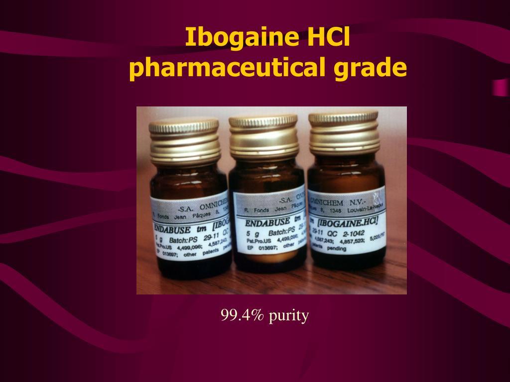 Ibogaine HCl
