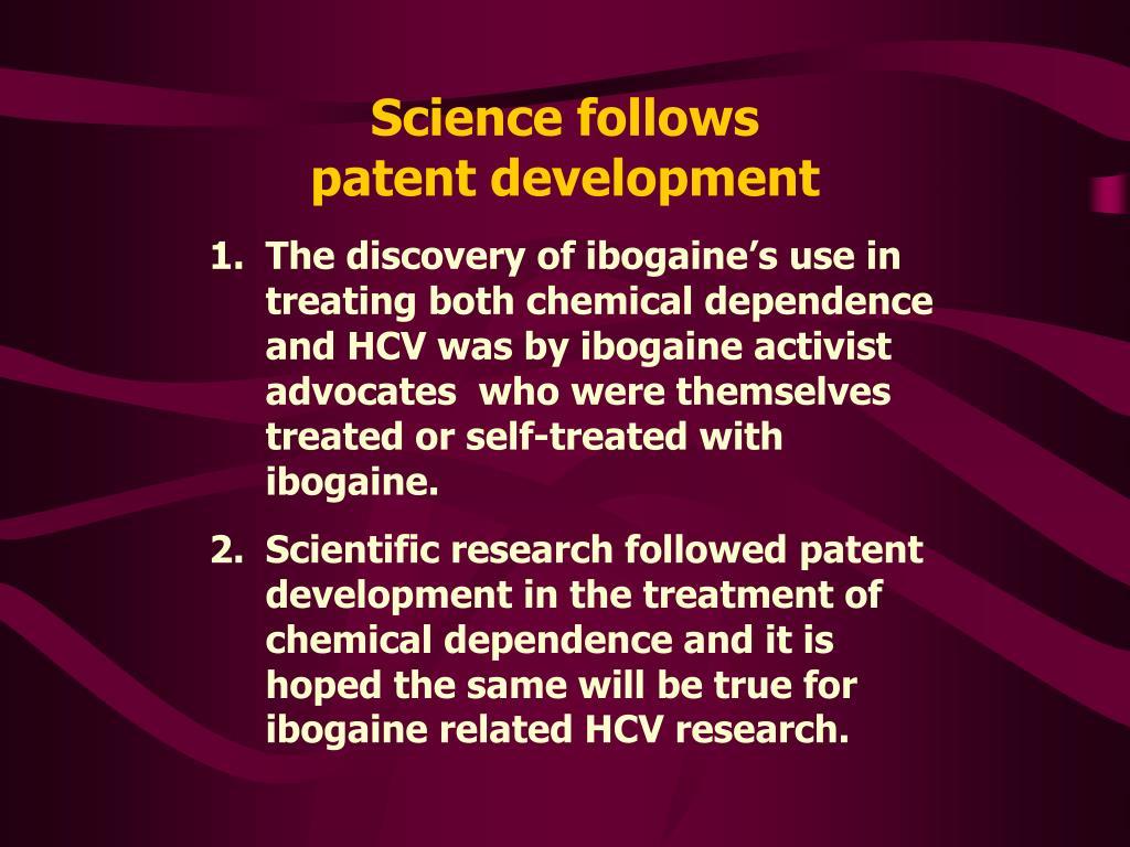 Science follows