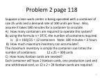 problem 2 page 118