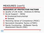 measures con t1