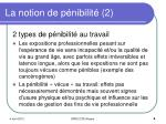 la notion de p nibilit 2