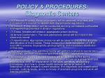 policy procedures diagnostic centers14