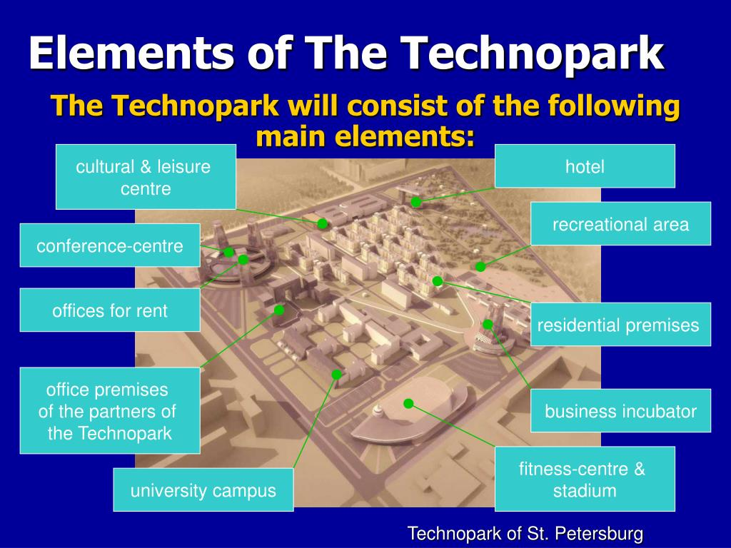 Elements of The Technopark