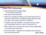 social web technology1
