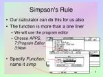 simpson s rule1