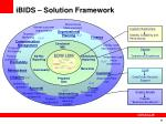 ibids solution framework
