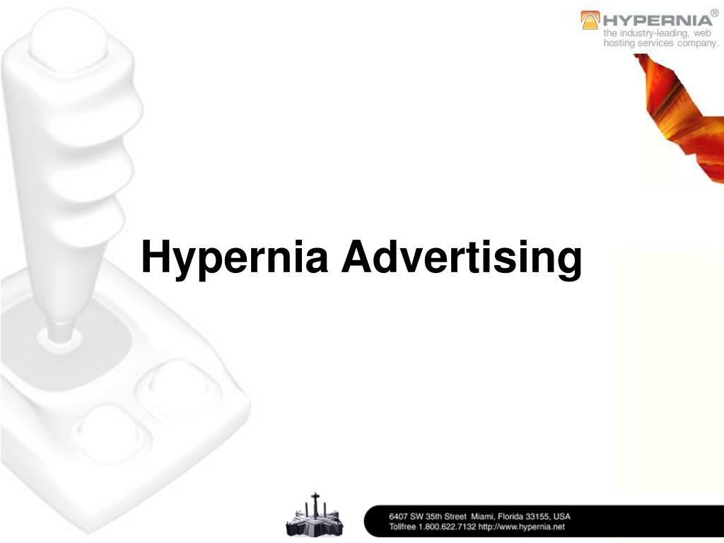 Hypernia Advertising