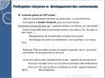 participation citoyenne et d veloppement des communaut s3