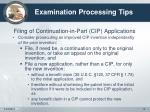examination processing tips2