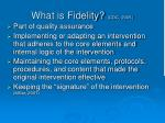 what is fidelity cdc 2005
