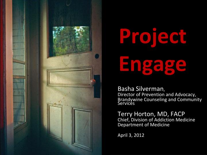 project engage n.
