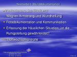 teamarbeit wunddokumentation