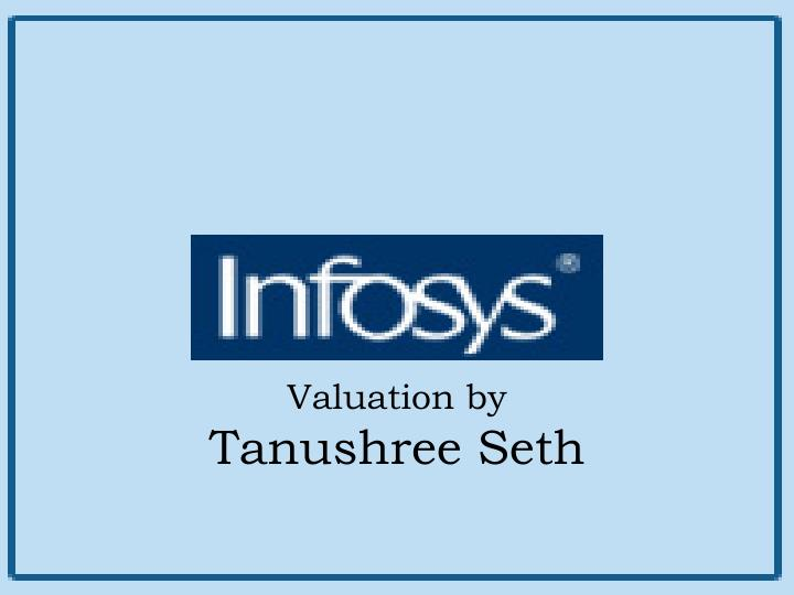 valuation by tanushree seth n.