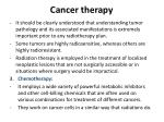 cancer therapy3