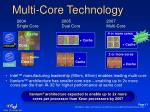 multi core technology