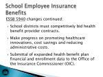 school employee insurance benefits1