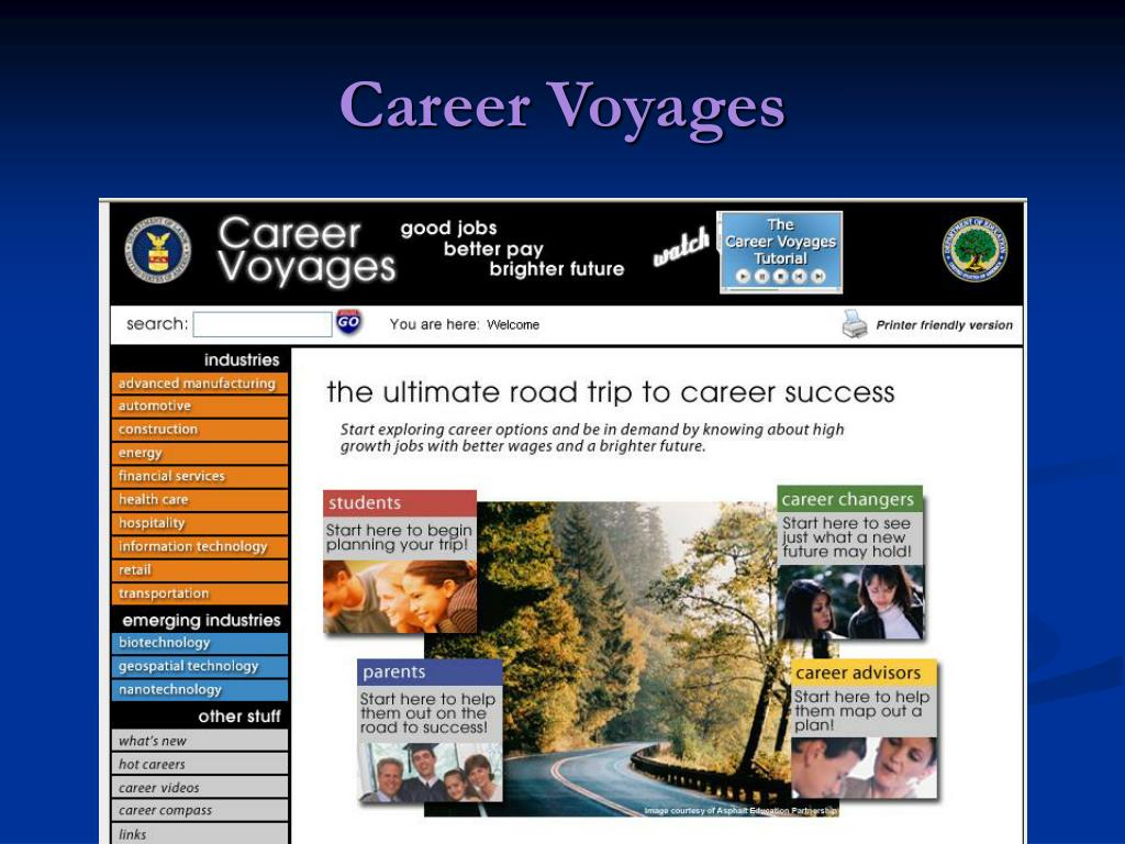 Career Voyages