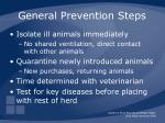 general prevention steps4