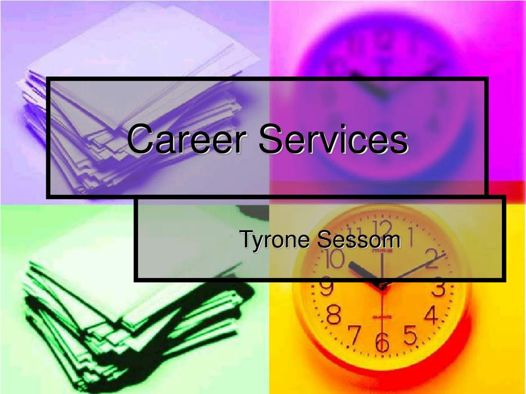 career services l.