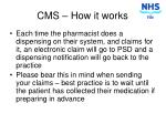 cms how it works