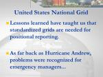 united states national grid