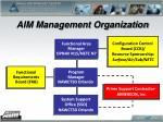 aim management organization