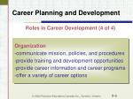 career planning and development6