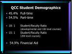 qcc student demographics1