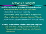 lessons insights1
