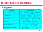 inverse laplace transform1