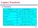 laplace transform6