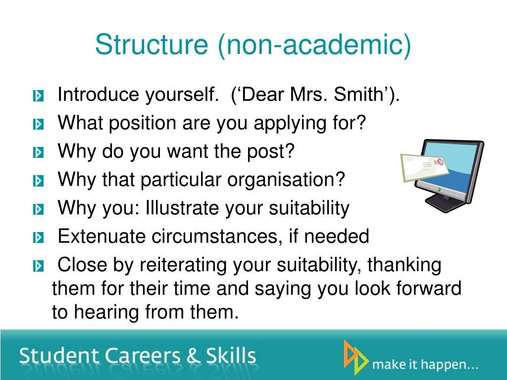 Structure (non-academic)