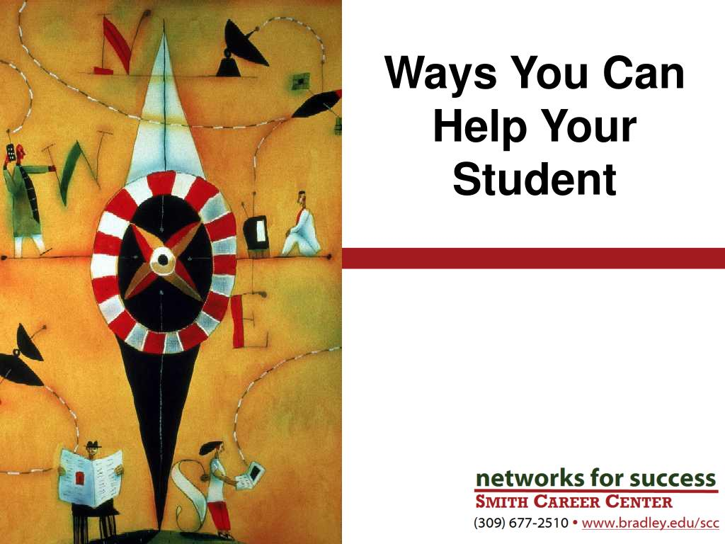 Ways You Can Help Your Student