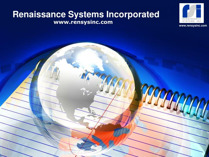 renaissance systems incorporated n.