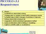 piccolo v3 1 responsiveness1