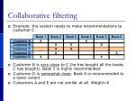 collaborative filtering1