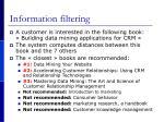 information filtering5