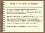 more classroom examples21