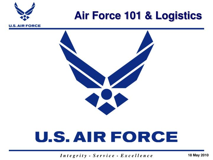 air force 101 logistics n.
