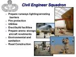civil engineer squadron